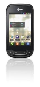 Оптимус Link Dual Sim: Первый телефон «ЭлДжи» с 2-мя SIM-ками