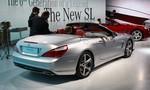 ФОТО: Mercedes-Benz SL похудел на 140 кг