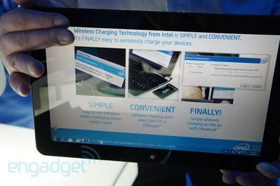 CES-2012: Compal QAV20 - гибрид планшетника и ультрабука