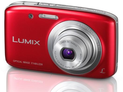 CES-2012: Sony продемонстрировала элементарные камеры DMC-S5 и DMC-S2