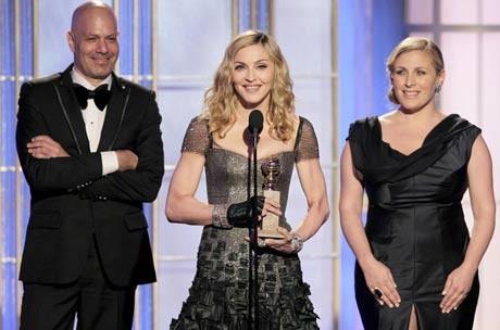 Мадонна обрела «Золотой глобус»