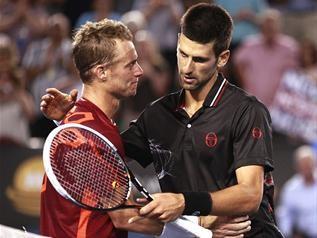 Джокович закончил представления Хьюитта на Australian Open