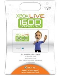 Майкрософт отказывается от поинтов для Xbox