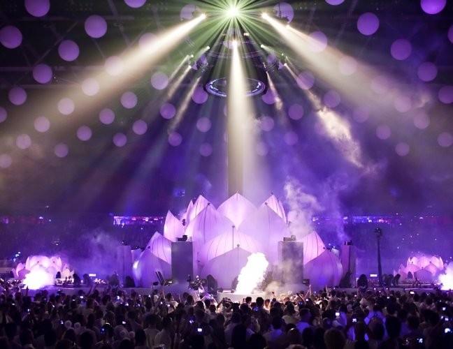 В Киеве готовится электронное шоу Sensation Innerspace