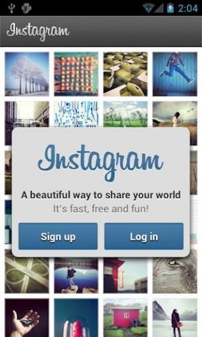 ФОТО: Дожидались! Вышло дополнение Instagram для Андроид