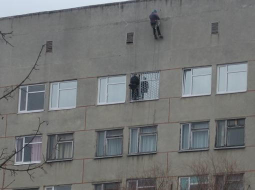 В клинике Тимошенко на запрут