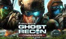 "Пускается игра ""Густ Recon: Commander"""