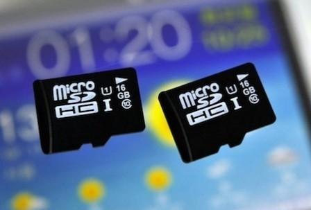 Следующее поколение карт памяти от «Самсунг»
