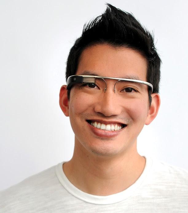 Очки пополненной действительности Project Glass от Google (Фото)