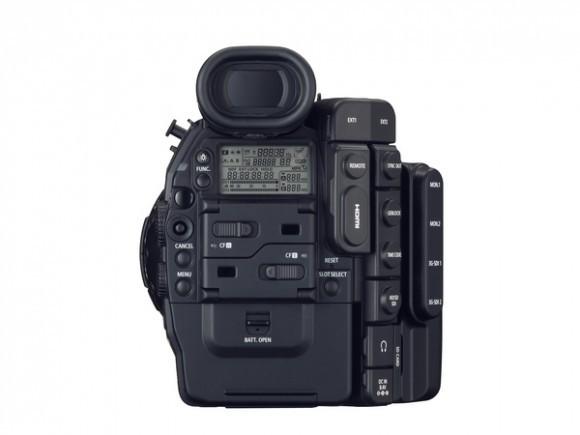EOS C500 - цифровая цейтлупа с помощью разрешения 4K