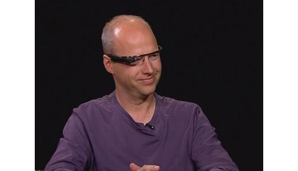 Очки Project Glass продемонстрировали в ТВ-шоу