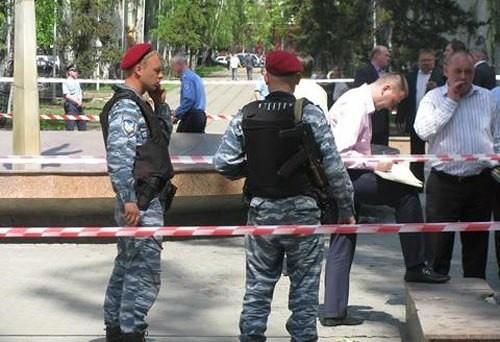 Власти Донецка знали о грядущих взрывах