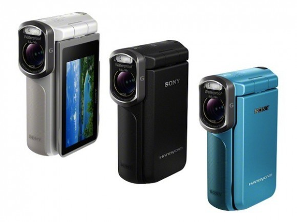 Сони Handycam HDR-GW77V: час съемок на глубине 5 километров