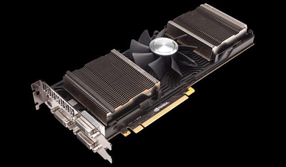 Nvidiа продемонстрировала флагман GeForce GTX 690