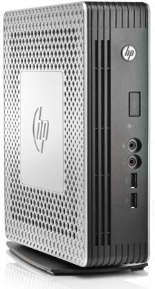 Организация HP произвела линейку узких заказчиков t610 и HP t510