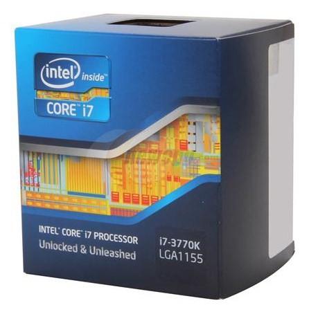 Микропроцессоры Intel Ivy Bridge поступили в  реализацию