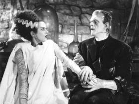 «Невеста Франкенштейна»