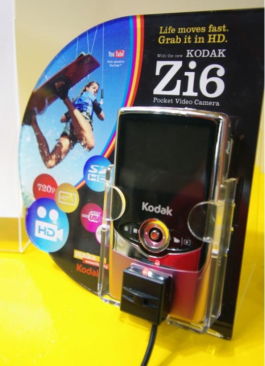 Фотофорум 2009: цифровая камера Kodak EasyShare Zi6