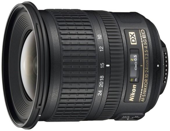 Современная оптика для зеркалок от Nikon: показатели