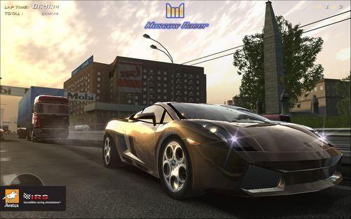 Moscow Racer вышел на рынок