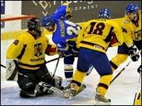 ЧМ-2009 по хоккею: Украина -Румыния 7:0 !
