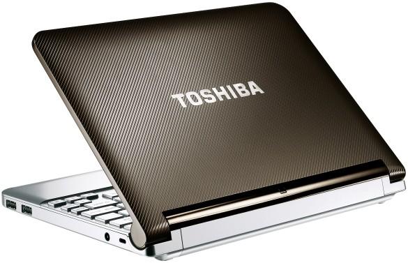 Toshiba мини NB200: элегантные мини-ноутбуки